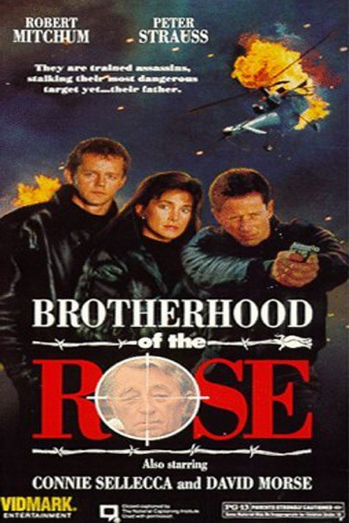Amazoncom Brotherhood of the Rose VHS Peter Strauss
